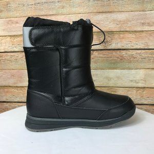Lands' End Kids Snow Flurry Insulated Winter Boots